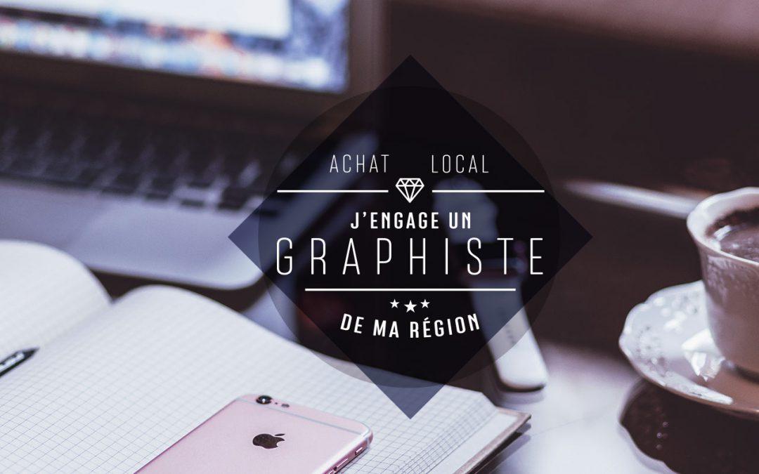 Achat local – Engagez un graphiste de votre région!
